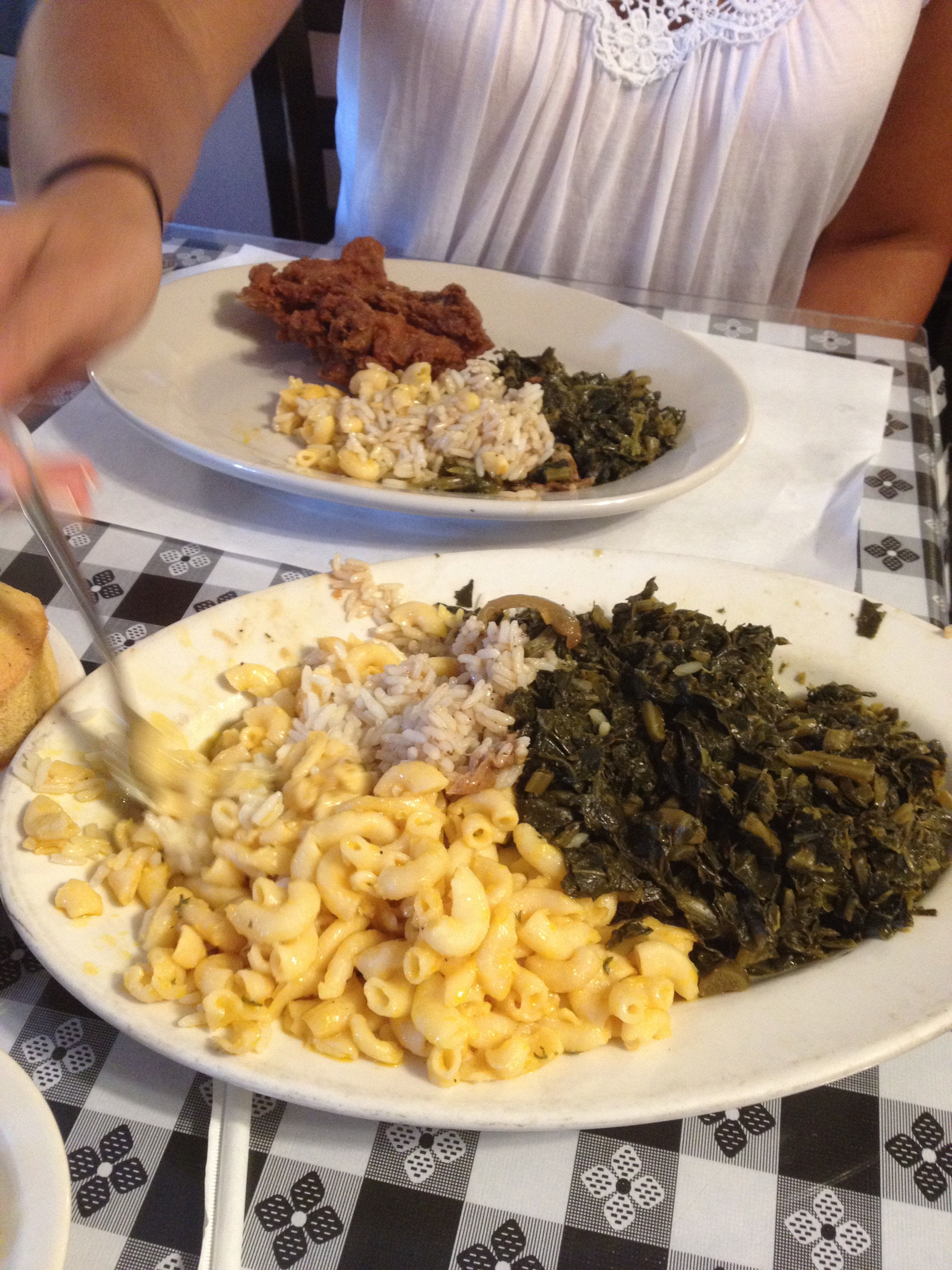 New Orleans, soul food, southern cooking, Two Sisters Kitchen