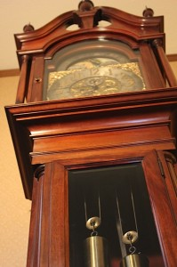 heirloom clock, family heirloom, family history