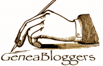 geneabloggers, houstory, heirloom registry, home history book