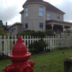 Turret love in Seaview, Washington.
