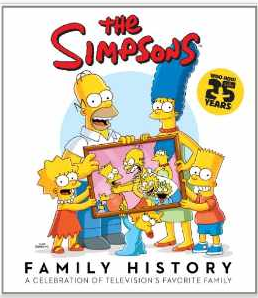 The Simpsons, family history