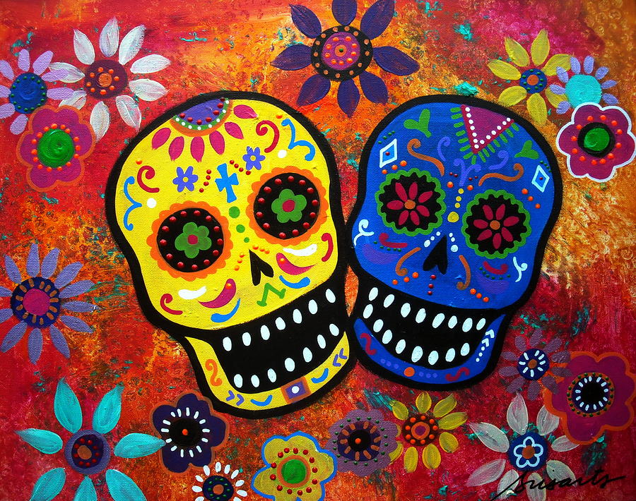 dia de los muertos, mexico, death, estate planning, family heirlooms